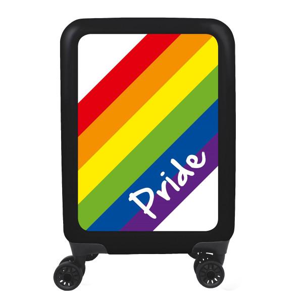 """Front """"Pride"""" diagonal gestreift"""